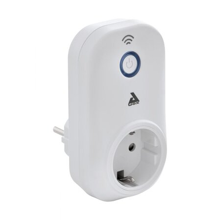 Eglo Connect  Умен контакт с  Wi-fi конектор  plug plus 2300W/10A