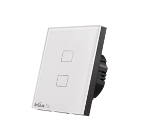 BROADLINK LIGHT SWITCH TC2-2 двоен ключ